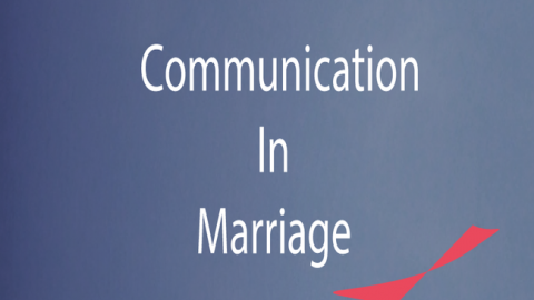 Steps to Improving communication in marriage